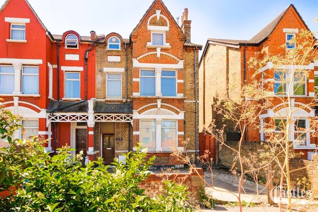 Thumbnail Semi-detached house for sale in Bowes Road, Palmers Green