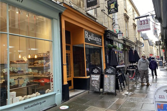 Thumbnail Restaurant/cafe to let in 2 New Bond Street Place, Bath, Bath And North East Somerset