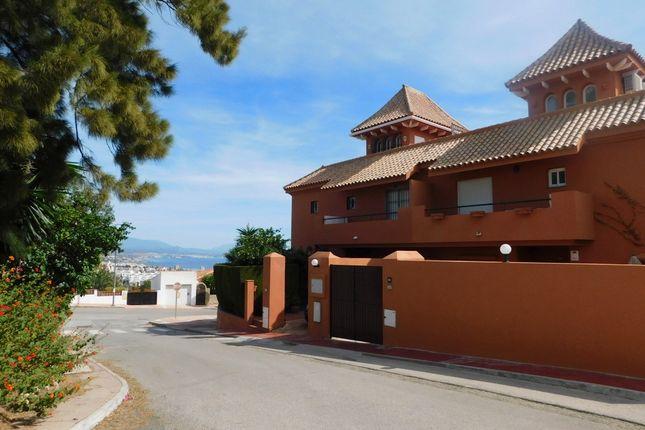 Thumbnail Town house for sale in Bellavista, Urb. Princesa Kristina, Duquesa, Manilva, Málaga, Andalusia, Spain