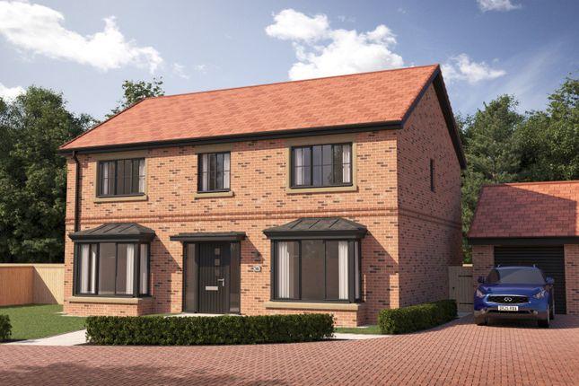 Thumbnail Detached house for sale in Hardwick Grange, Salters Lane, Sedgefield, Stockton On Tees