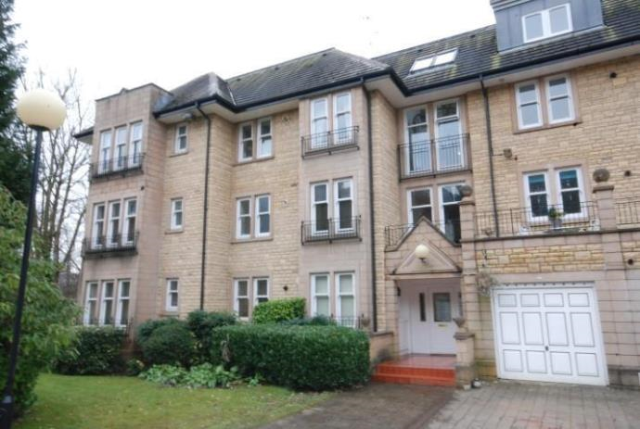 Thumbnail Flat to rent in Roseberry Court, Dowanhill