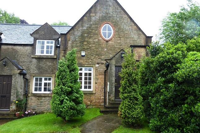 Thumbnail Semi-detached house to rent in Manor House, Mansfield Woodhouse, Mansfield
