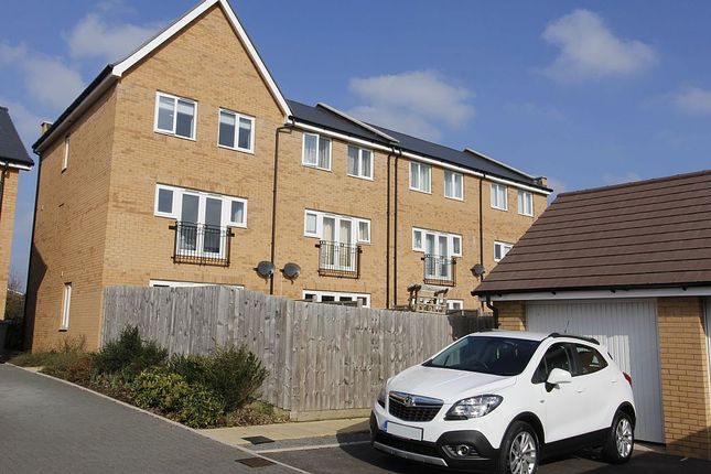 Thumbnail End terrace house for sale in Swithins Lane, Patchway, Bristol, Gloucestershire