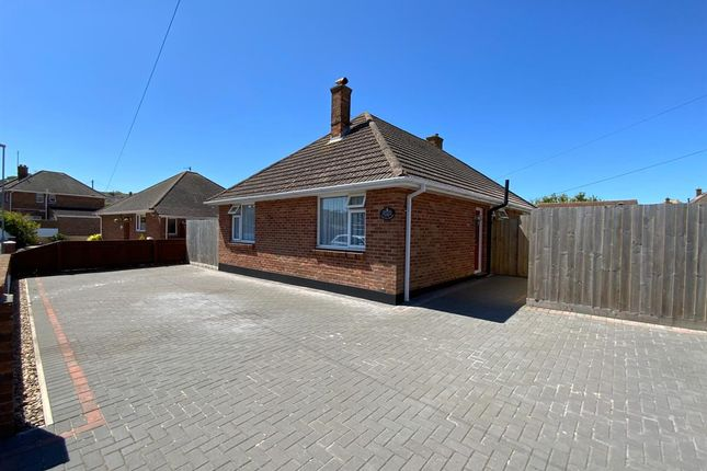 Thumbnail Detached bungalow for sale in Littleview Road, Weymouth