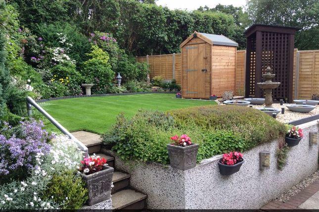Garden of Manor Road, Tavistock PL19