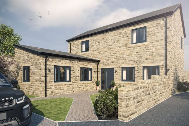 Thumbnail Detached house for sale in Plot B, Orchard House, Ridgeway, Roundhay, Leeds