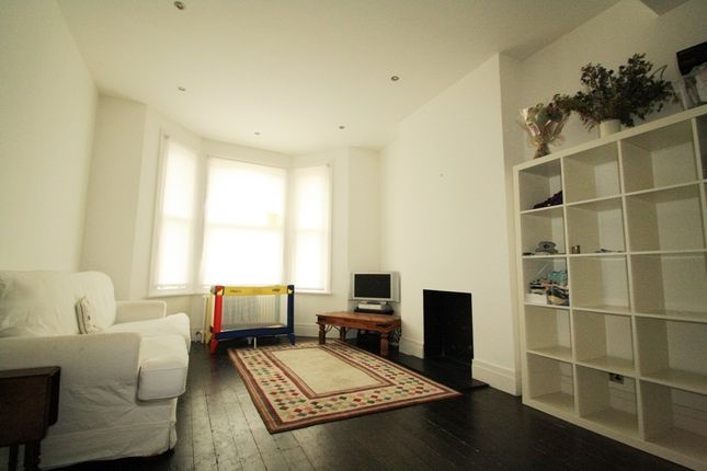 Thumbnail Terraced house to rent in Burrows Road, London