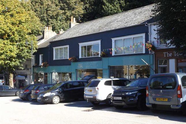 Thumbnail Retail premises for sale in 21/24, Killigrew Street, Falmouth, Cornwall