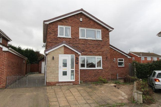 Thumbnail Detached house for sale in Carnoustie, Worksop