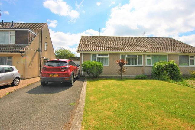 Thumbnail Semi-detached bungalow for sale in Fortfield Road, Whitchurch, Bristol