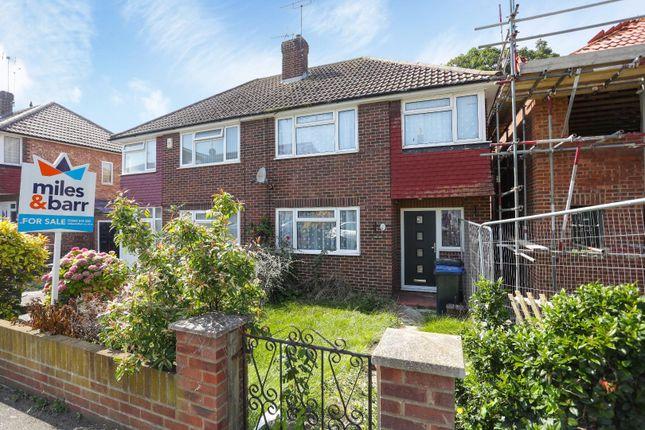 Thumbnail Semi-detached house for sale in Upper Dumpton Park Road, Ramsgate