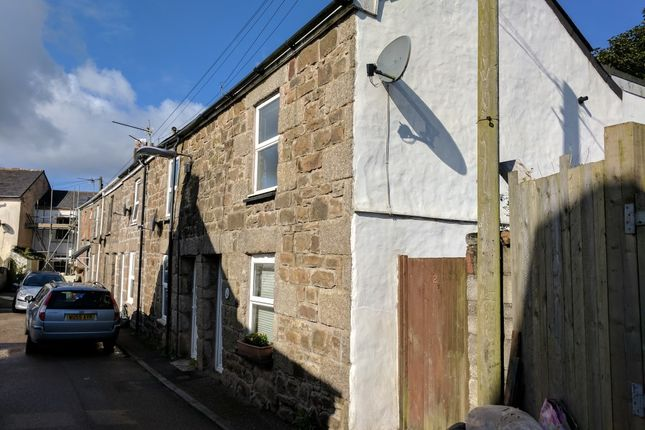 Thumbnail End terrace house for sale in Albert Place, Camborne