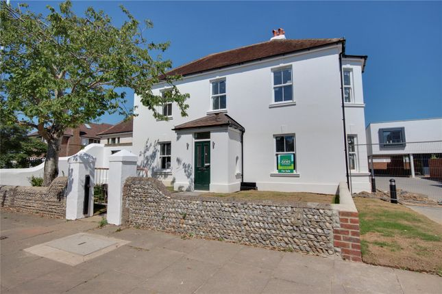 Thumbnail Detached house for sale in Sea Lane, Goring By Sea, Worthing, West Sussex