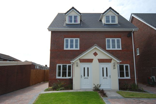 Thumbnail Semi-detached house for sale in Kentmere Plot 31, Park View, Barrow-In-Furness