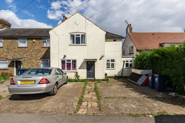 Thumbnail End terrace house to rent in Hoylake Road, London