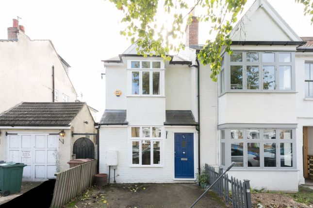 2 bed end terrace house for sale in Beverley Road, London E4