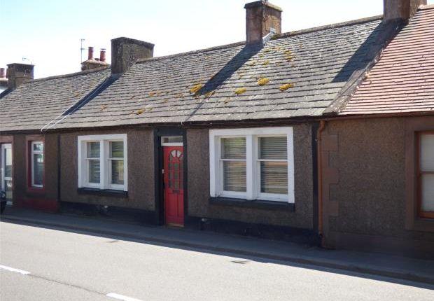 Thumbnail Terraced house for sale in Bruce Street, Lochmaben, Lockerbie