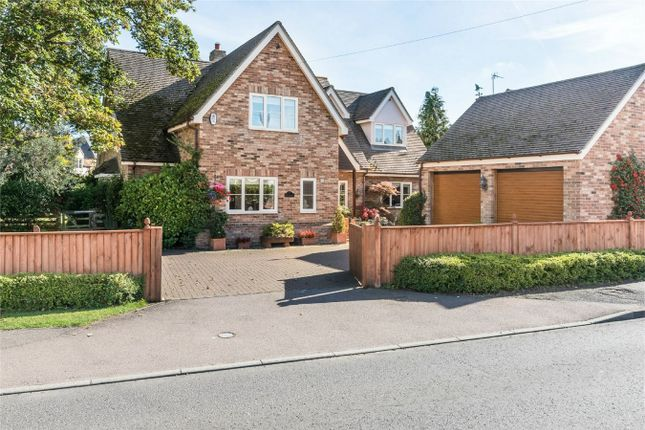 Thumbnail Detached house for sale in High Street, Offord D'arcy, St. Neots