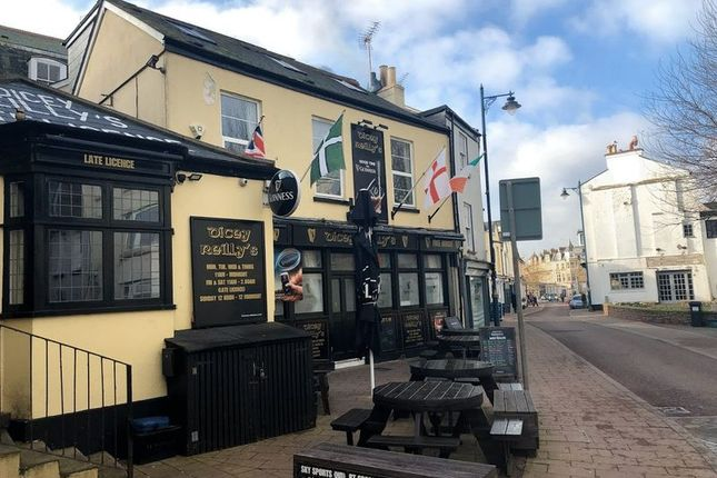 Thumbnail Pub/bar for sale in Regent Street, Teignmouth