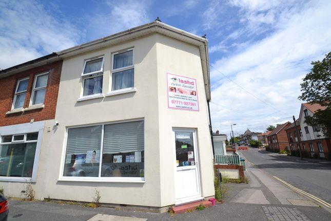Thumbnail Retail premises for sale in 105 & 105A Victoria Road, Southampton
