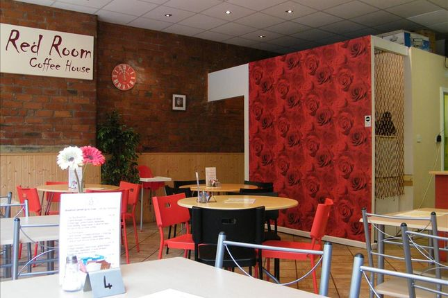 Restaurant/cafe for sale in Cafe & Sandwich Bars BD1, West Yorkshire