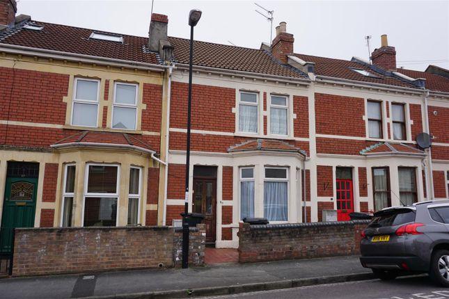 Thumbnail Terraced house to rent in Sandholme Road, Brislington, Bristol