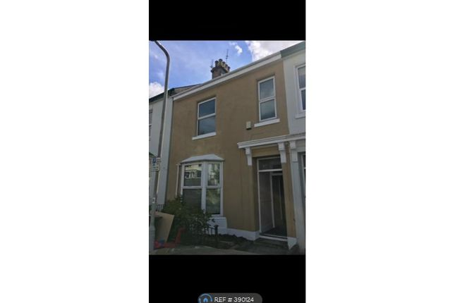 Thumbnail Terraced house to rent in Trematon Terrace, Plymouth