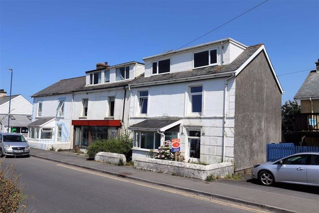Thumbnail Flat for sale in High Street, Borth, Ceredigion