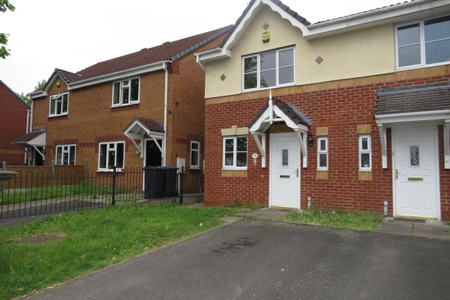 Thumbnail Property to rent in Pype Hayes Road, Erdington, Birmingham