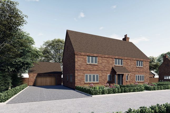 Thumbnail Detached house for sale in Quarry Lane, Snarestone, 7