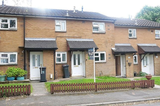 Thumbnail Flat to rent in Lapwing Close, Stenson Fields, Derby