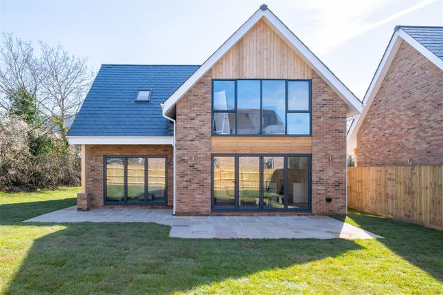 Thumbnail Detached house for sale in Chapel Green, Chapel Lane, Gorsley