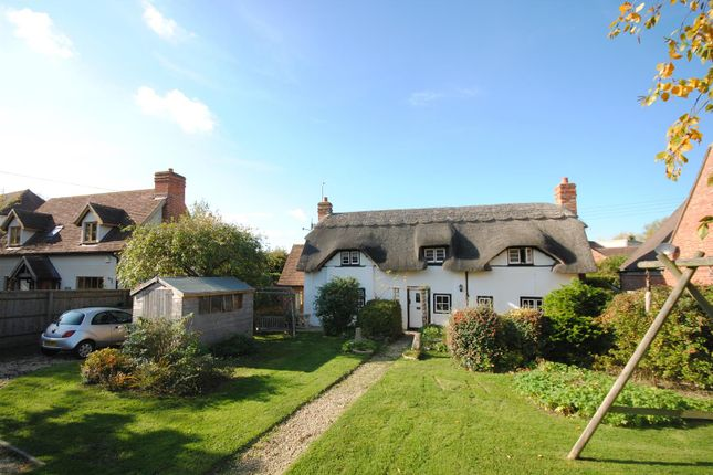 Thumbnail Cottage for sale in Main Street, Grove, Wantage