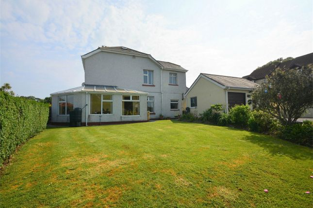 Thumbnail Semi-detached house for sale in Barrack Lane, Truro, Cornwall