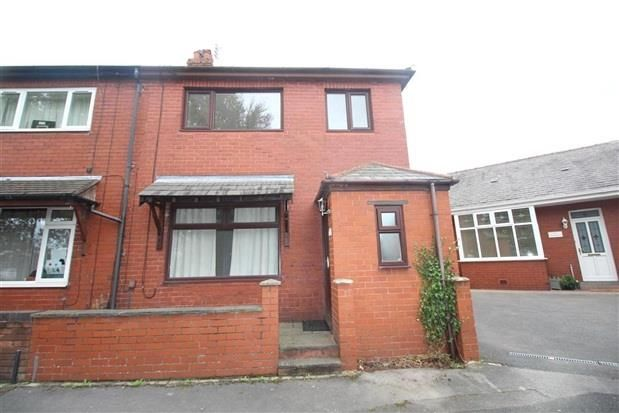Thumbnail Property to rent in Woodville Street, Farington, Leyland