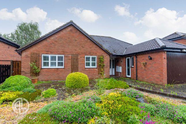 Thumbnail Detached bungalow for sale in Parker Close, Letchworth Garden City