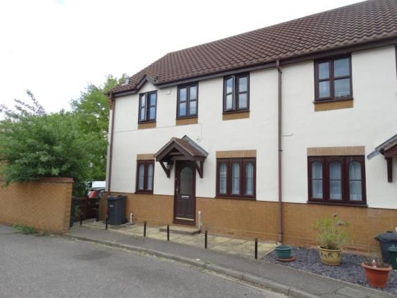 Thumbnail Maisonette for sale in Constance Close, Witham