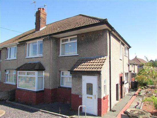 Thumbnail Flat for sale in Norland Drive, Morecambe