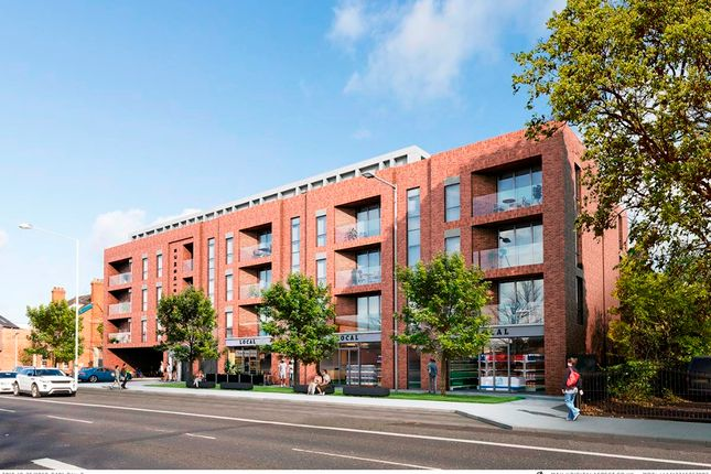 Thumbnail Flat to rent in 334 Ormeau Road, Belfast
