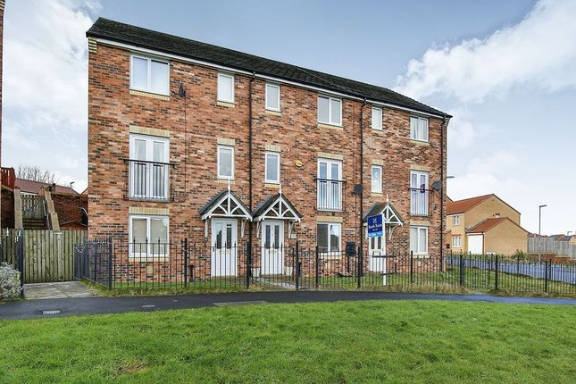 Thumbnail Terraced house for sale in Dixon Way, Coundon, Bishop Auckland