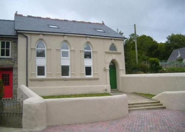 Thumbnail Semi-detached house to rent in Mamre Chapel, Trecwn, Haverfordwest