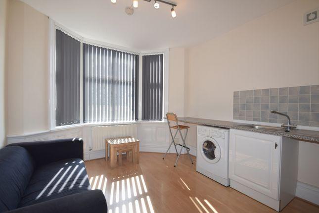 1 bed flat to rent in Marlborough Road, Roath CF23