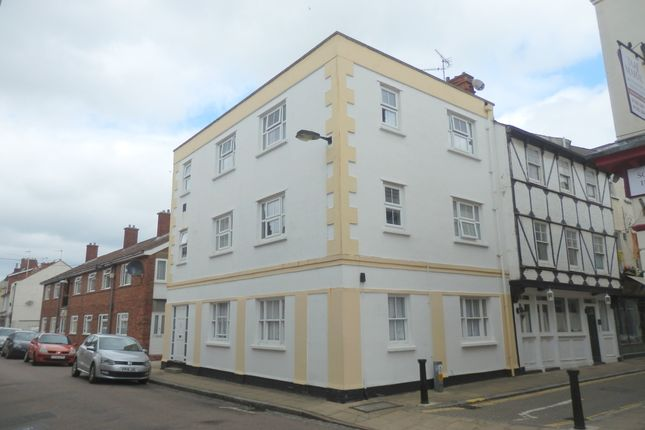 Thumbnail Flat to rent in Church Street, Harwich