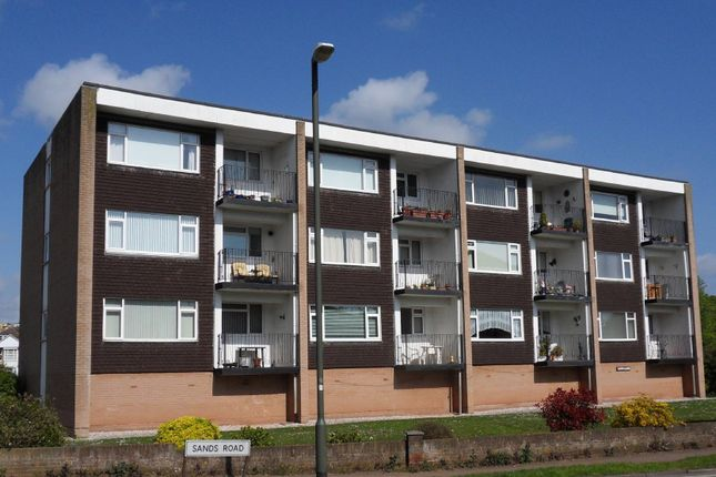 Thumbnail Flat for sale in Sands Road, Paignton