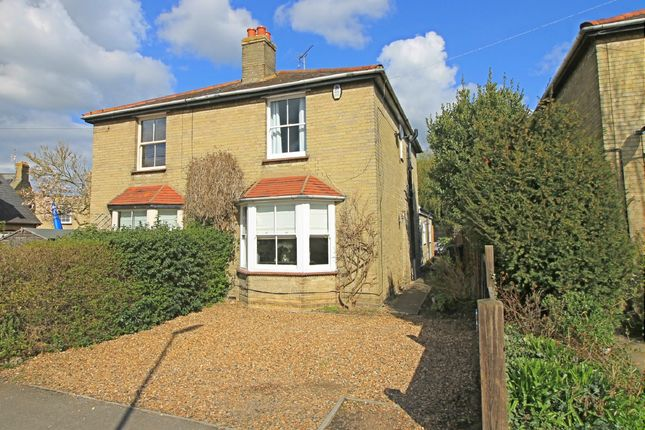 Thumbnail Semi-detached house for sale in The Stiles, Godmanchester