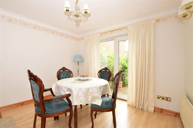 Thumbnail Detached house for sale in Hasted Close, Greenhithe, Kent