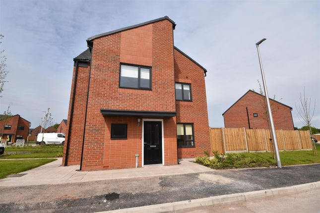 Thumbnail End terrace house to rent in Faversham Way, Rock Ferry, Birkenhead