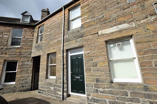 Thumbnail Flat for sale in 38 Argyle Sq, Wick