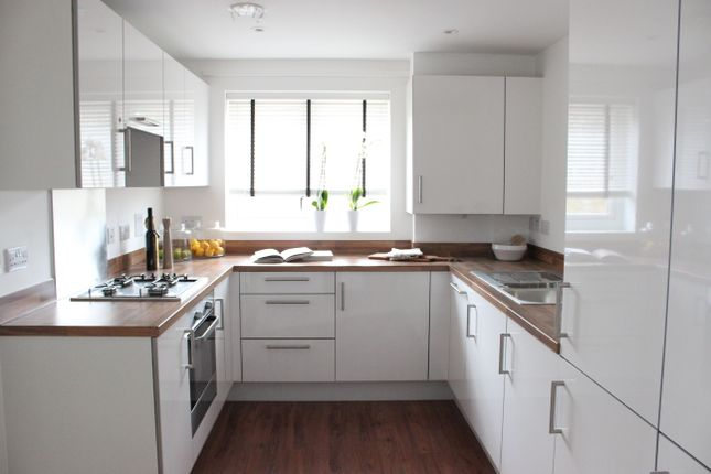 2 bed terraced house for sale in Shorncliffe Height, Folkestone, Kent