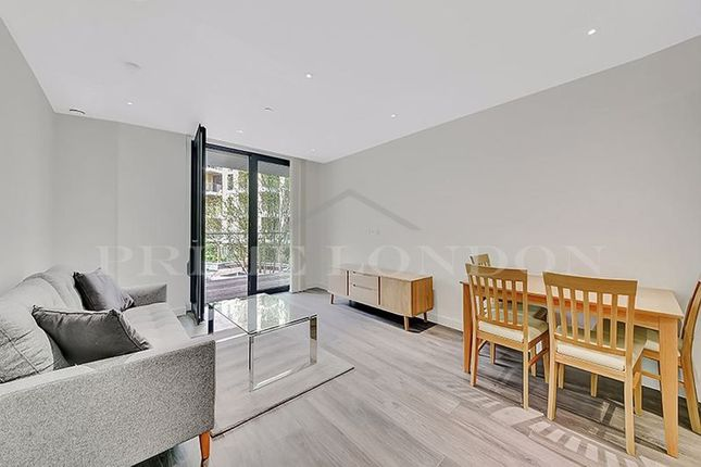 Thumbnail Flat to rent in Kingwood House, Goodman'S Field, Aldgate East